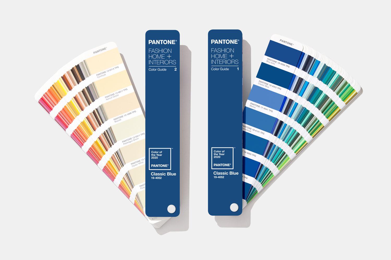 Buy Pantone Fhi Color Guide Coy 2020