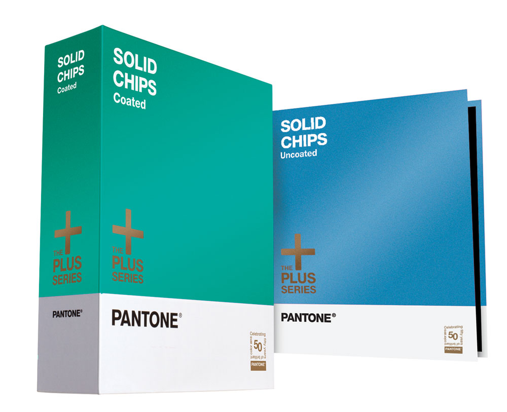 Pantone Solid Chips Set