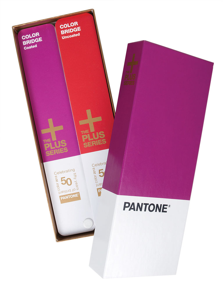 Pantone Plus Color Bridge Set