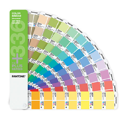 Pantone Plus Color Bridge Uncoated Supplement