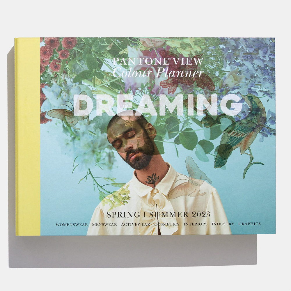 Pantone View Colour Planner Summer 2016