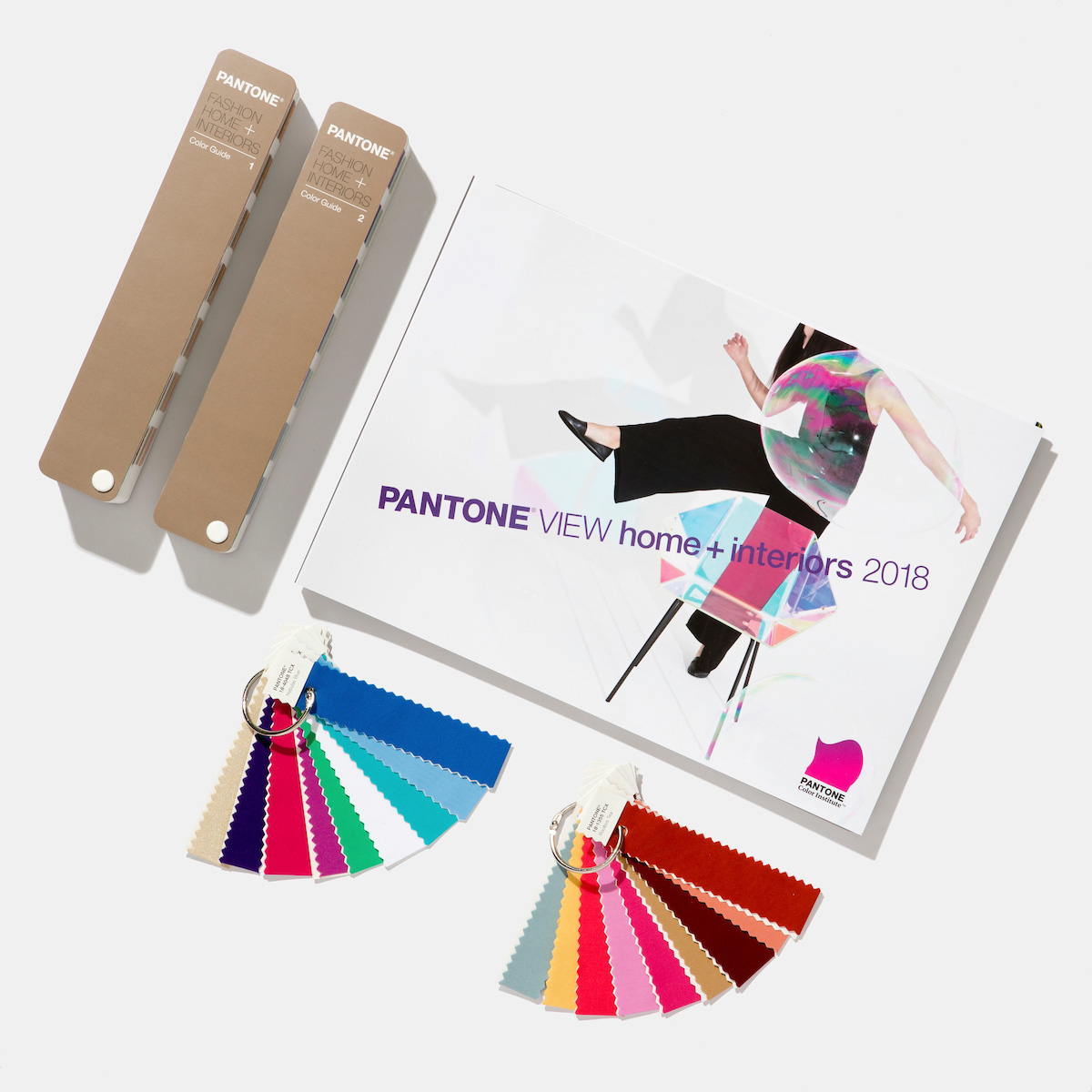 Pantoneview Home + Interiors 2015 Kit
