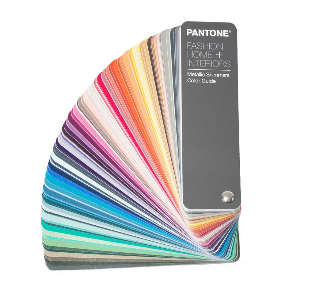 Pantone FHIP310N Metallic Shimmer Color Guide