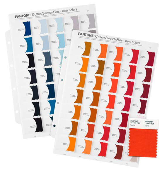 Pantone Fashion and Home 175 New Colors