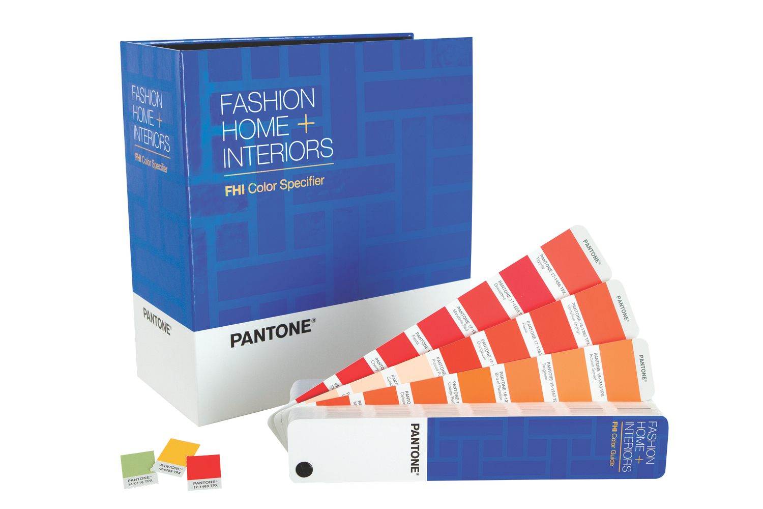 Pantone F+h Fpp200 Specifier + Guide