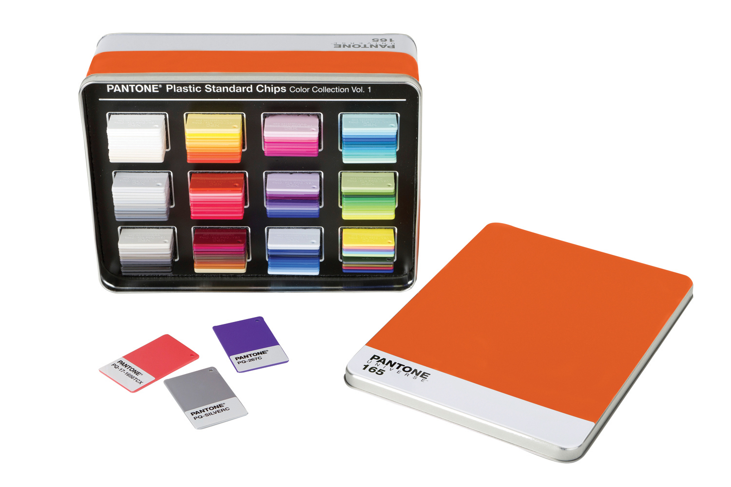 Pantone Plastic Standard Vol 1 Collection