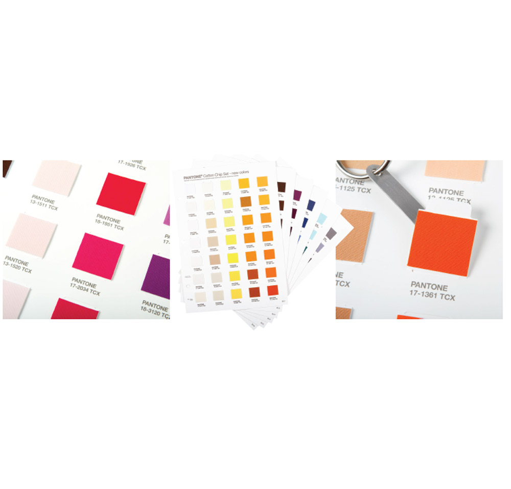 Pantone Cotton Chips Set