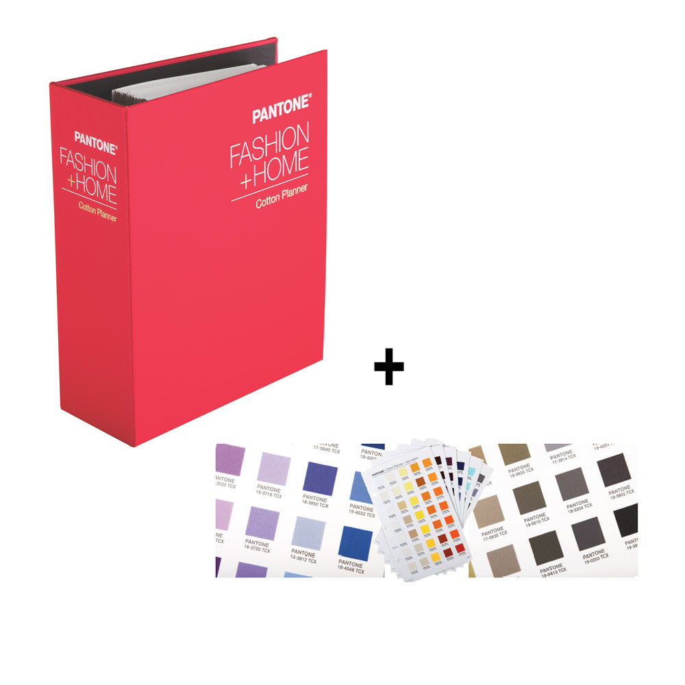 Pantone Cotton Planner Bundle