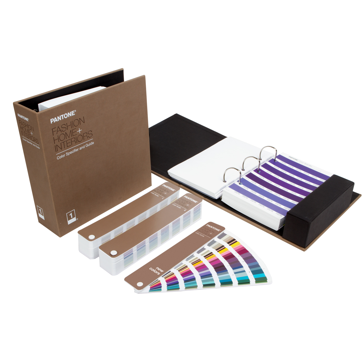 Pantone TPG Specifier + Guide With Supplements