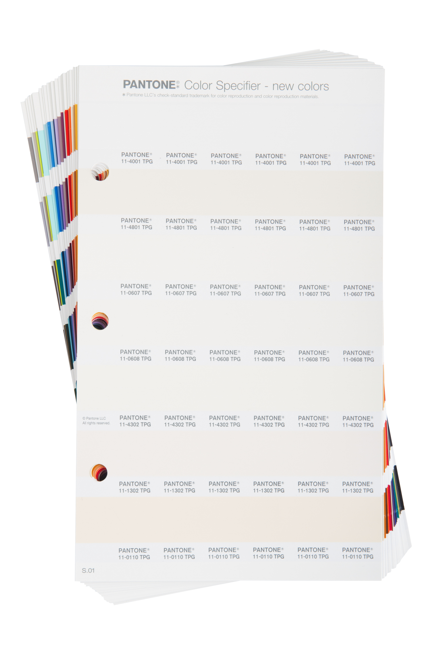 Pantone FHI Specifier Supplement