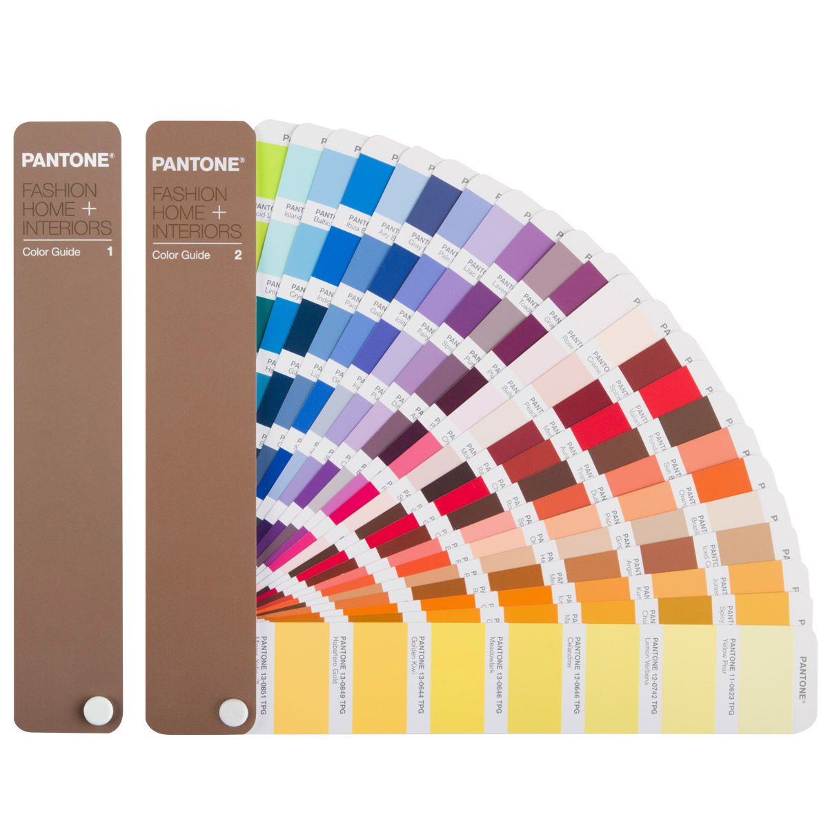 Pantone Fhip110N Color Guide