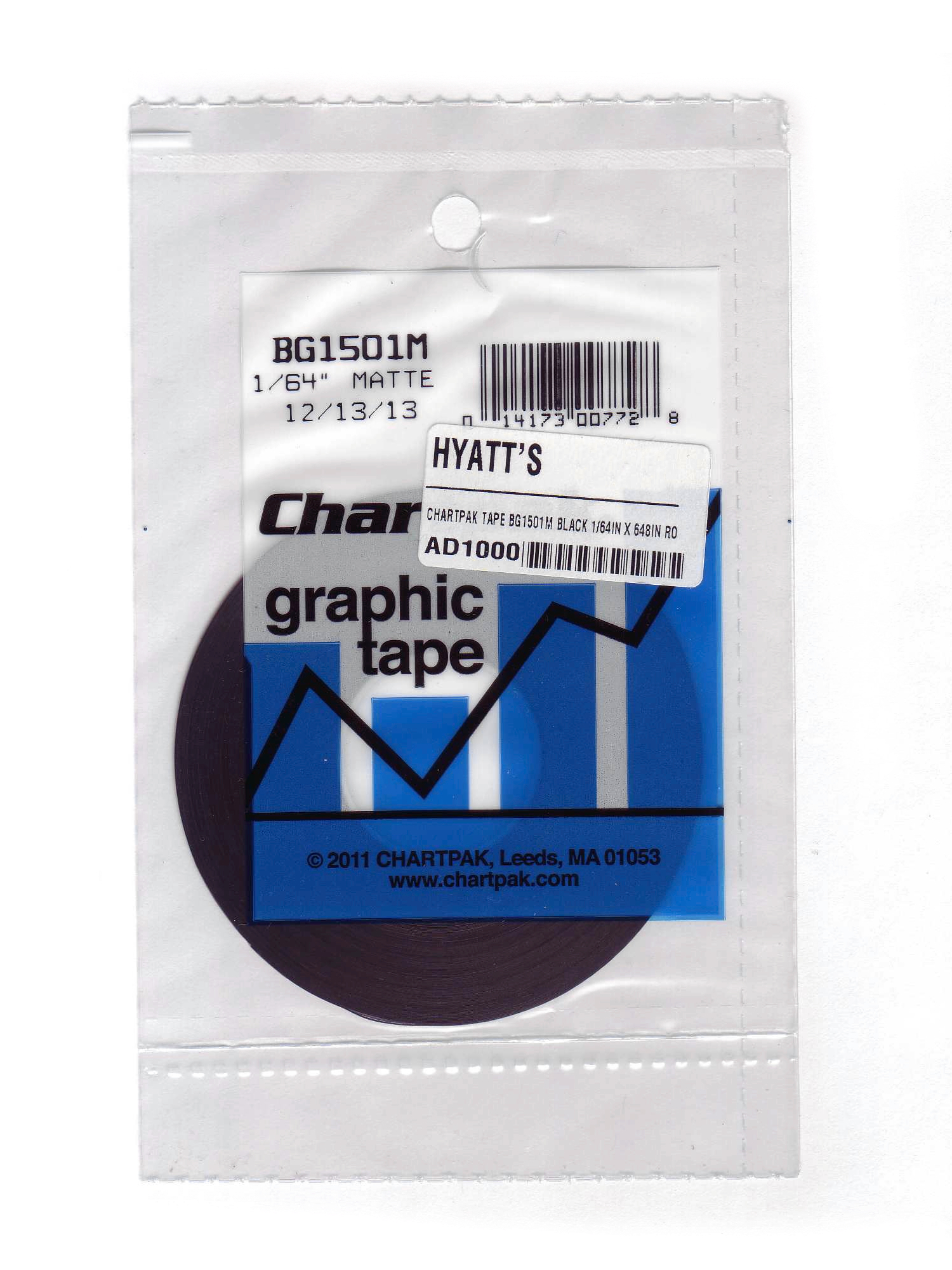 chartpak graphic tapes