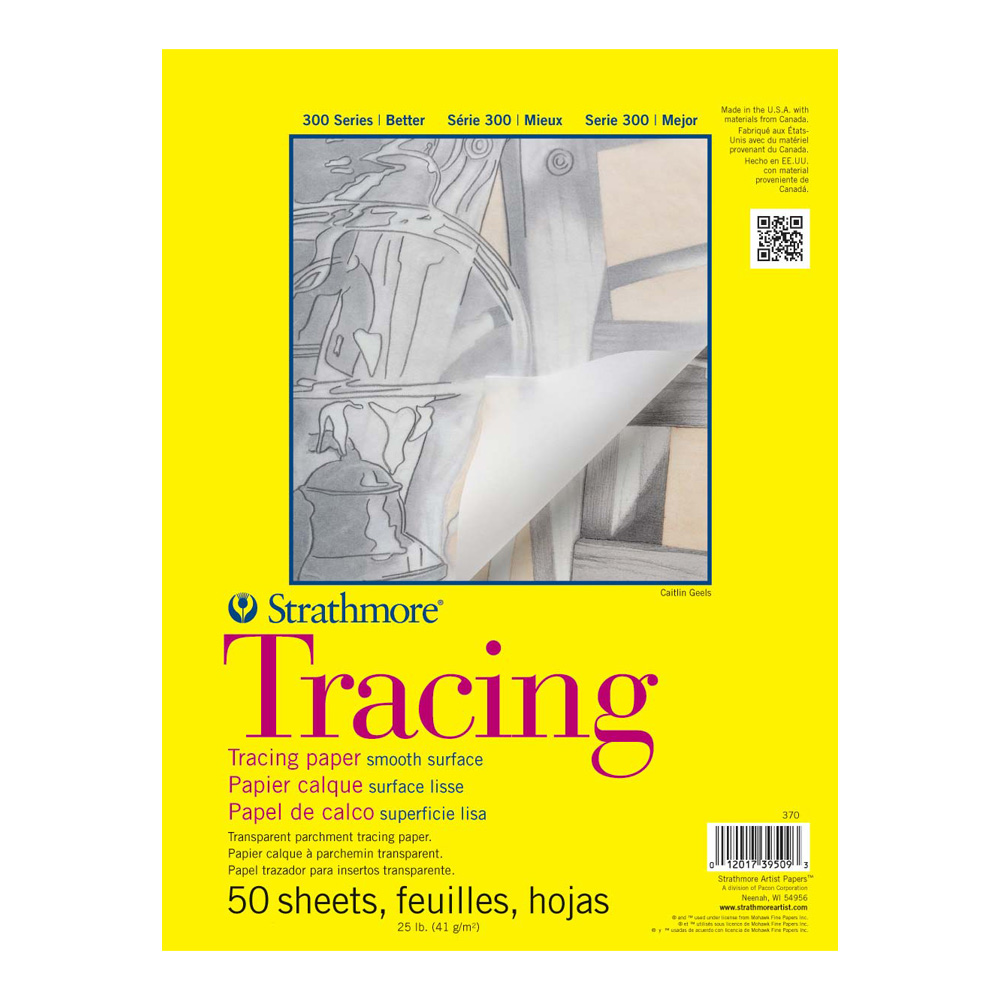 Strathmore 300 Tracing Pad 14X17