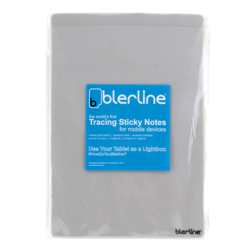 Blerline Tracing Notes 10 In 75 Sheets