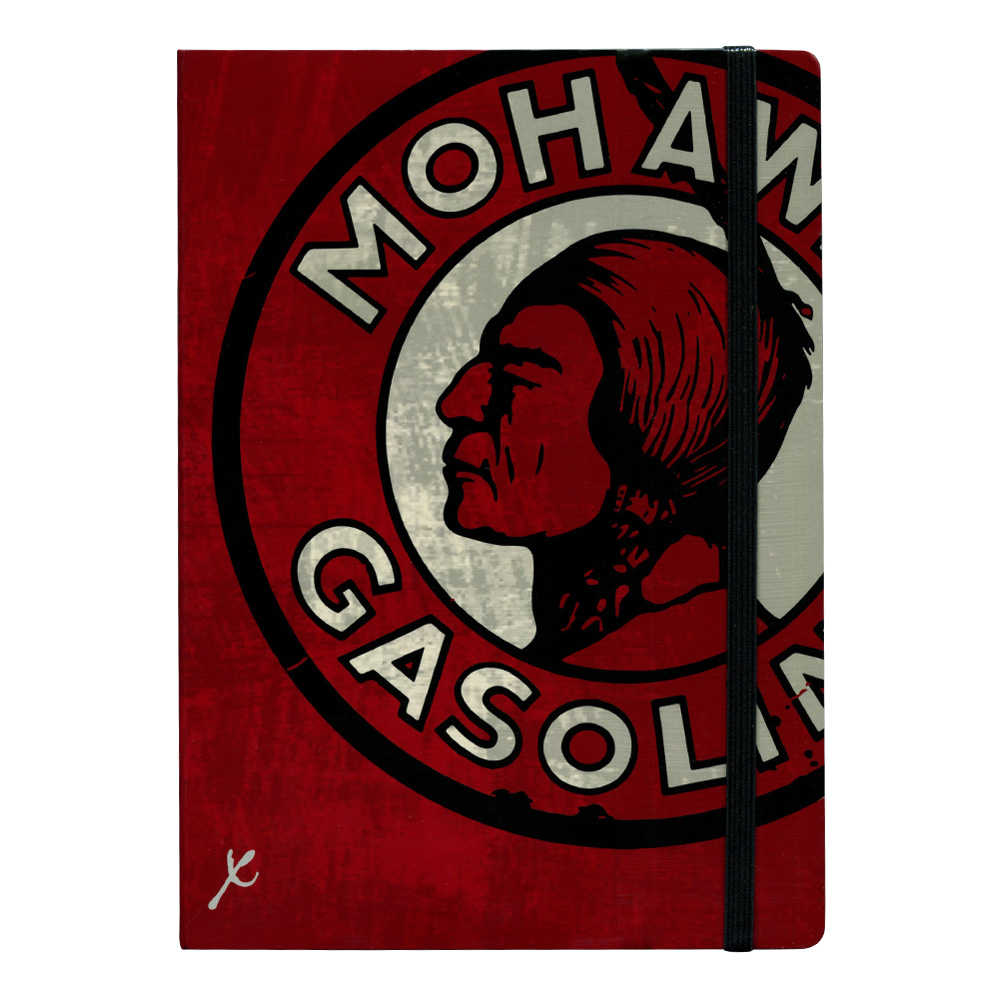 Stifflexible Mohawk Gasoline Notebook 6X8.25