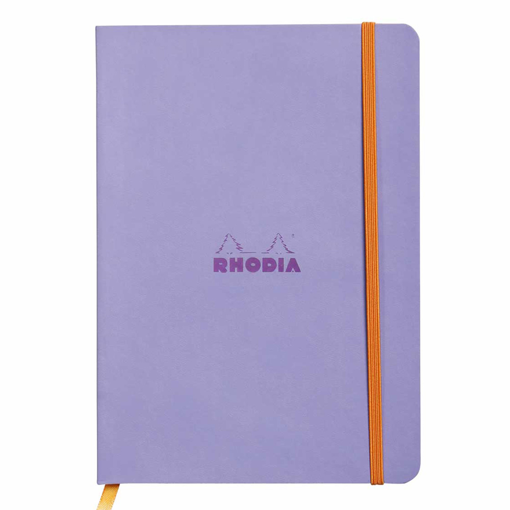 Rhodiarama Notebook Iris 6X8.25 Lined