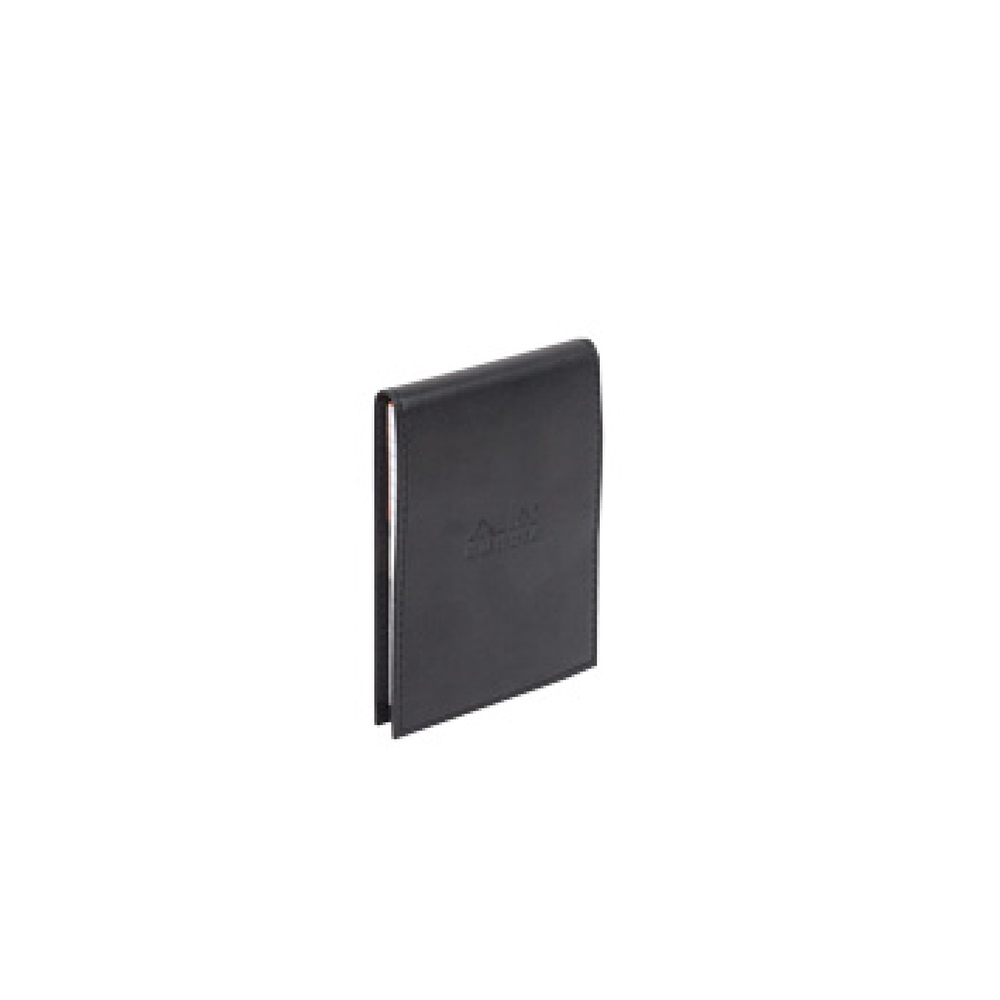 Rhodia Pad Holder And Pad 3.5X4.5 Black