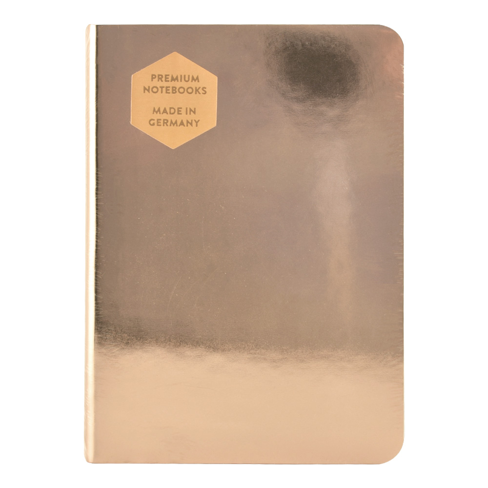 Nuuna Shiny Starlet Journal - Copper 6x4.25