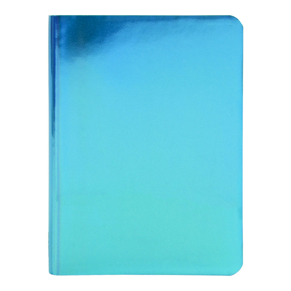 Nuuna Shiny Pearl Journal - Blue 6x4.25