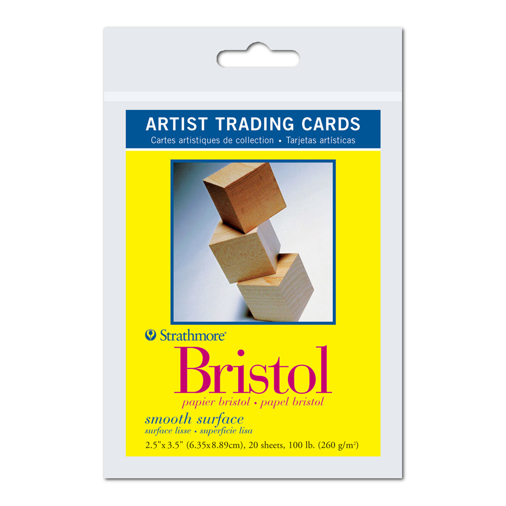 Strathmore Art Trading Cards Smooth Bristol