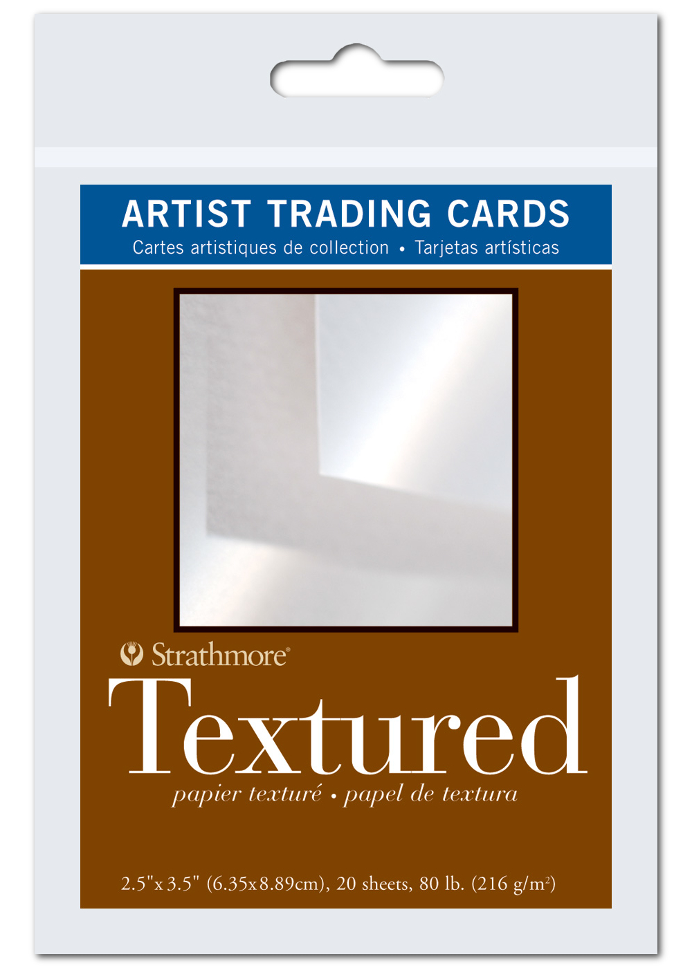 Strathmore Art Trading Cards Textured Paper