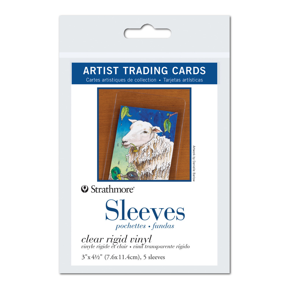Strathmore Art Trading Card Sleeves