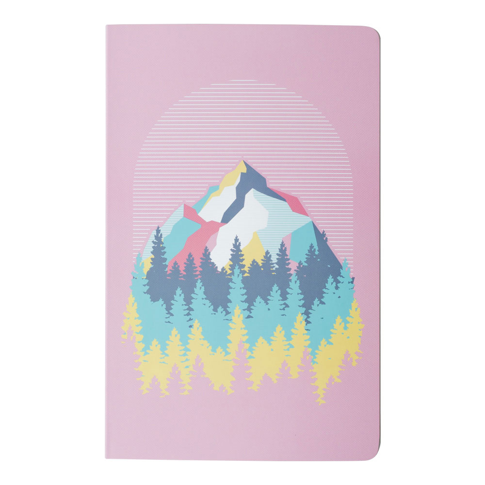 Denik Colors of the Wind Notebook Blank