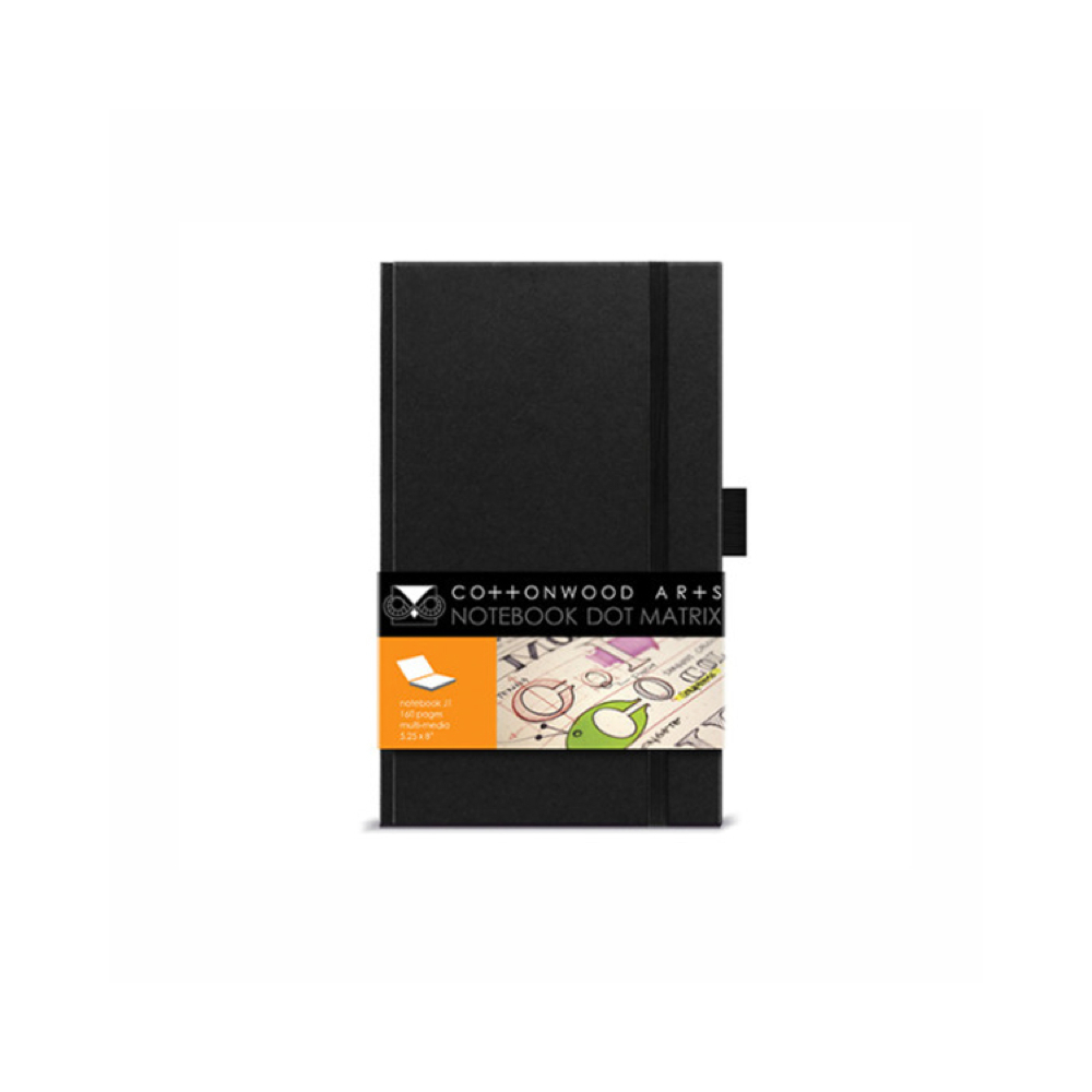Cottonwood Dot Matrix Notebook 5.25X8