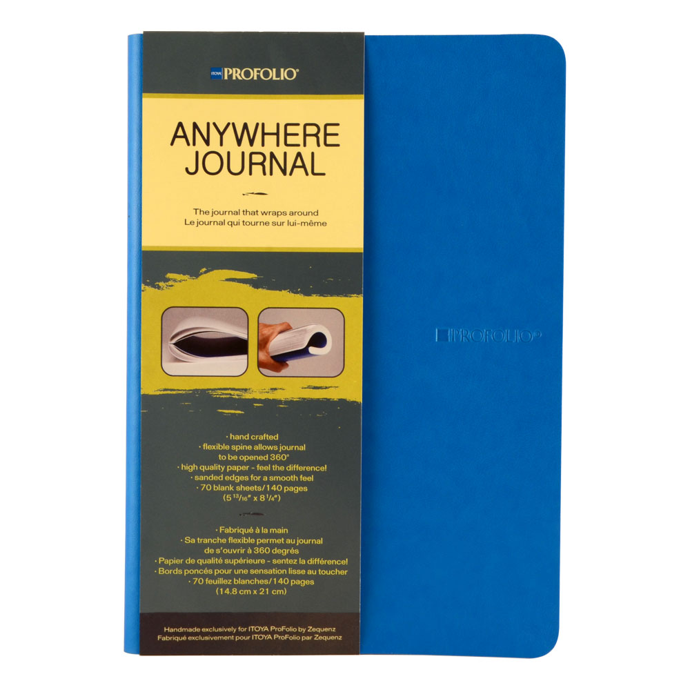 Itoya Anywhere Journal 5.75X8.25