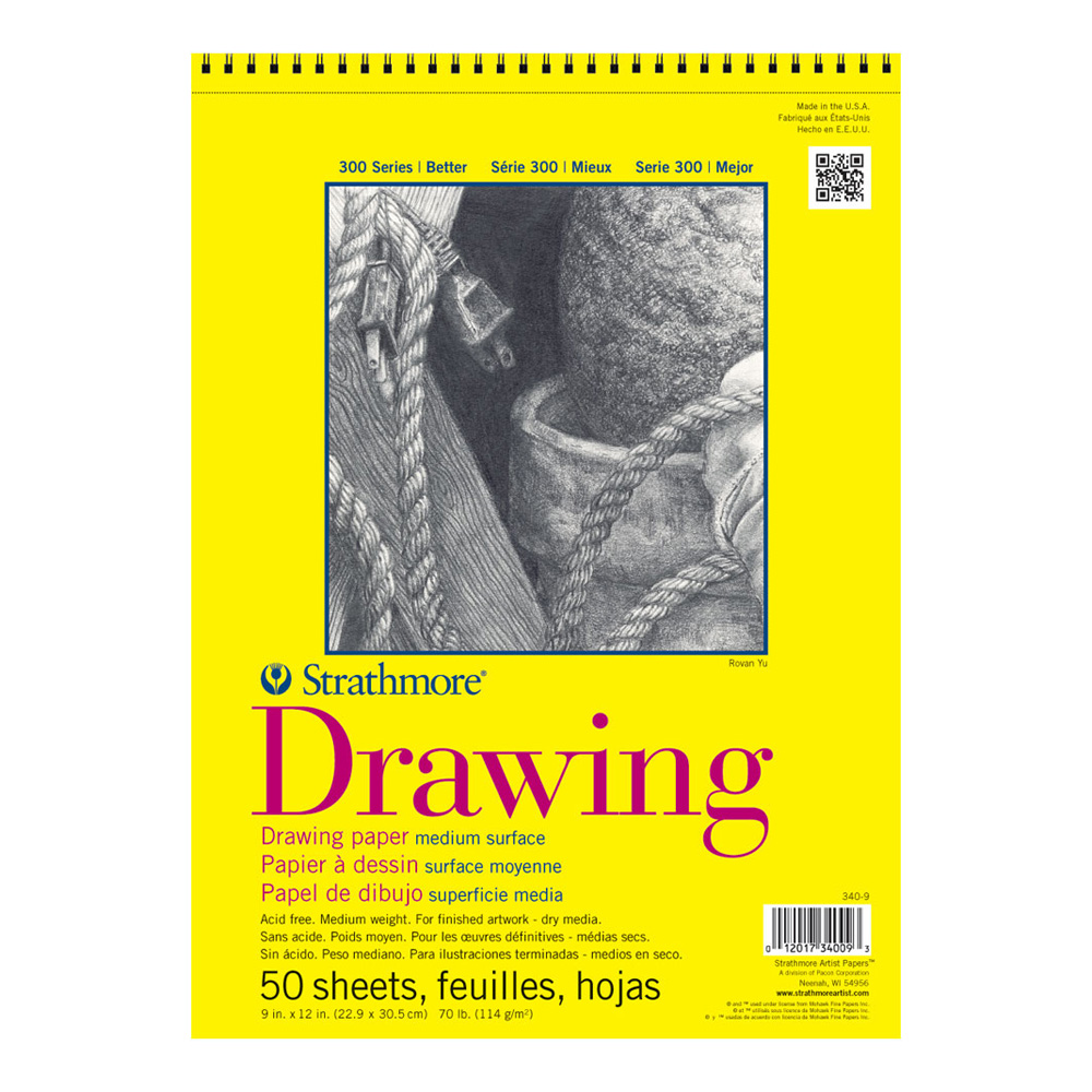 Strathmore 200/300 Drawing Pads