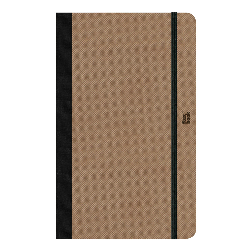 Flexbook Adventure Notebook 5X8.25 Camel