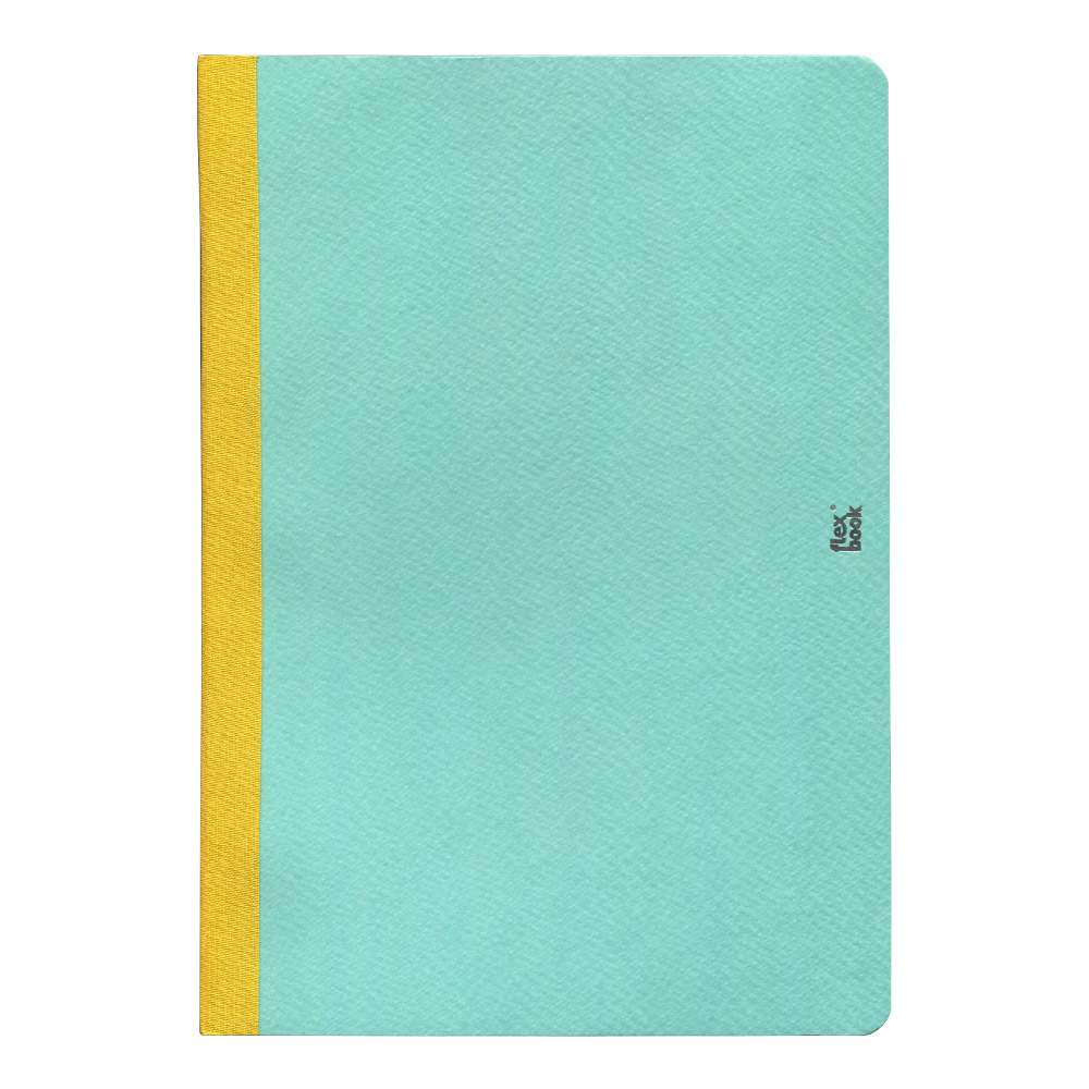 Flexbook Smartbook 6.75X9.5 Lined Mint Green