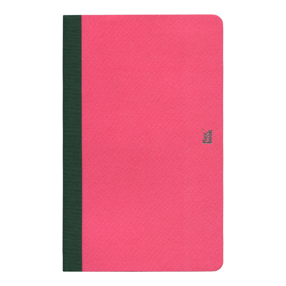 Flexbook Smartbook 5X8.25 Lined Pink