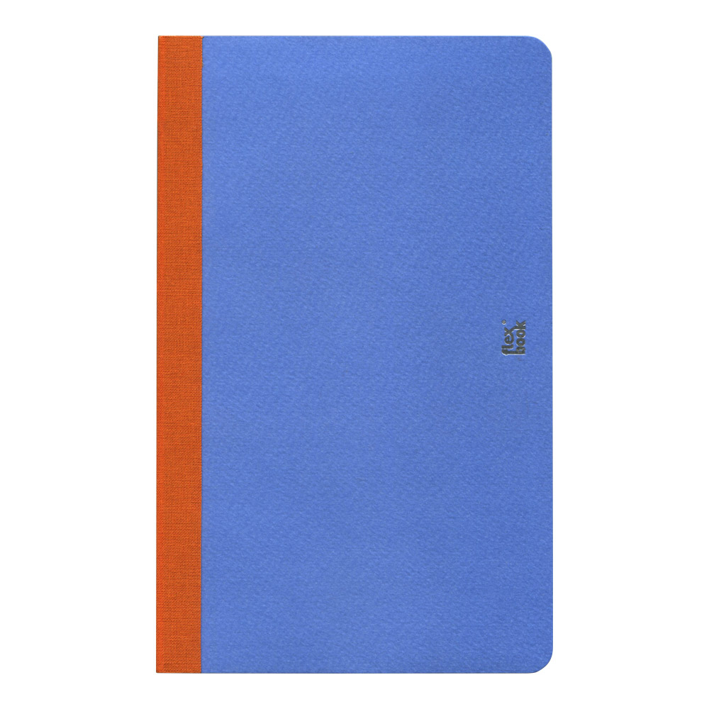 Flexbook Smartbook 5X8.25 Lined Royal Blue