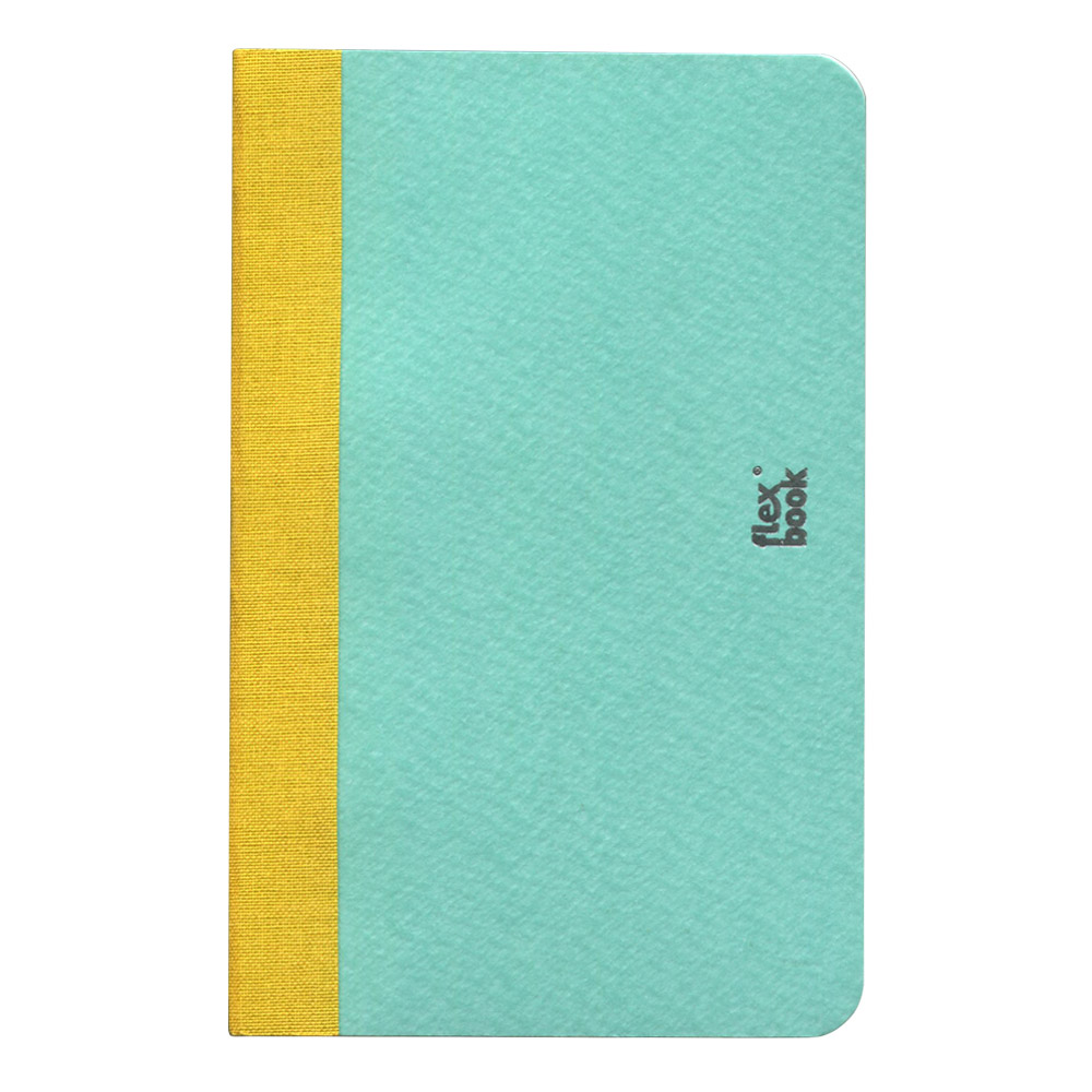 Flexbook Smartbook 3.5X5.5 Lined Mint Green