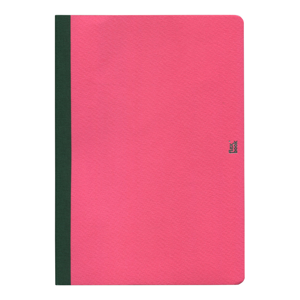 Flexbook Smartbook 6.75X9.5 Blank Pink