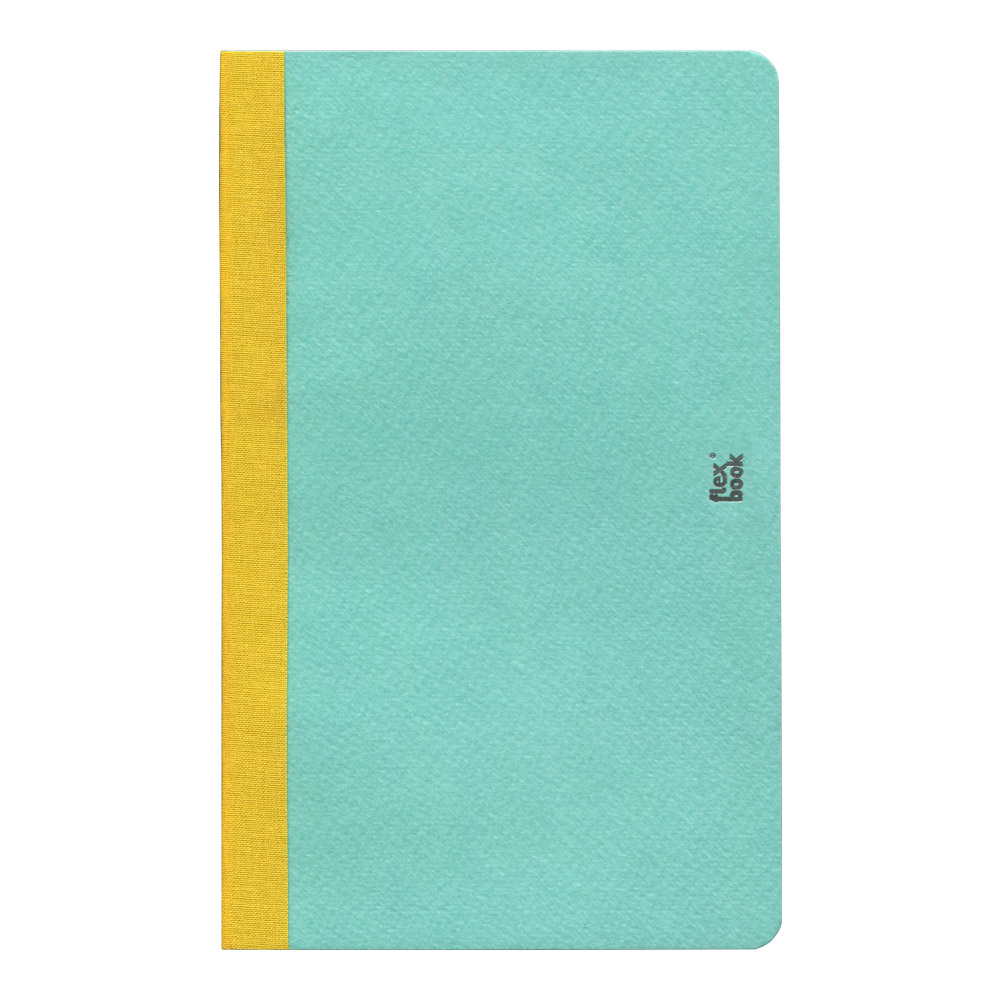 Flexbook Smartbook 5X8.25 Blank Mint Green