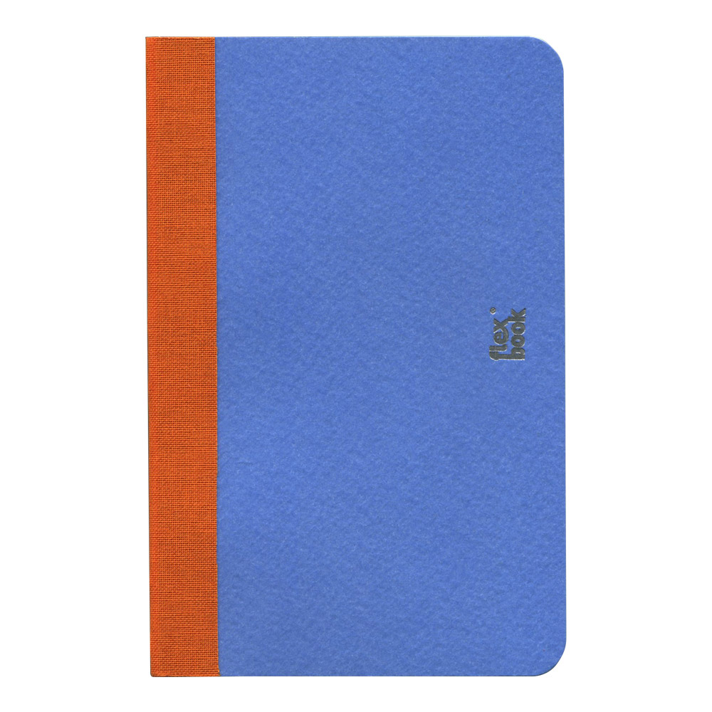 Flexbook Smartbook 3.5X5.5 Blank Royal Blue