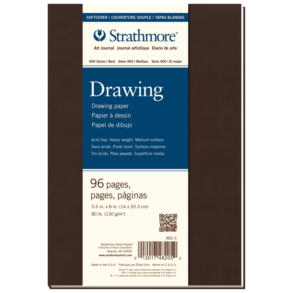 Strathmore 400 Softcover Drawing 5.5X8