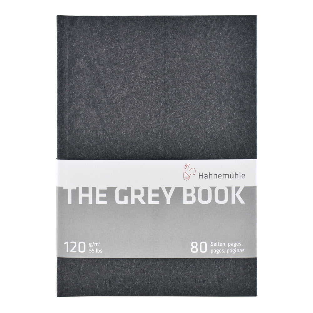 Hahnemuhle Grey Book Sketch Book A5