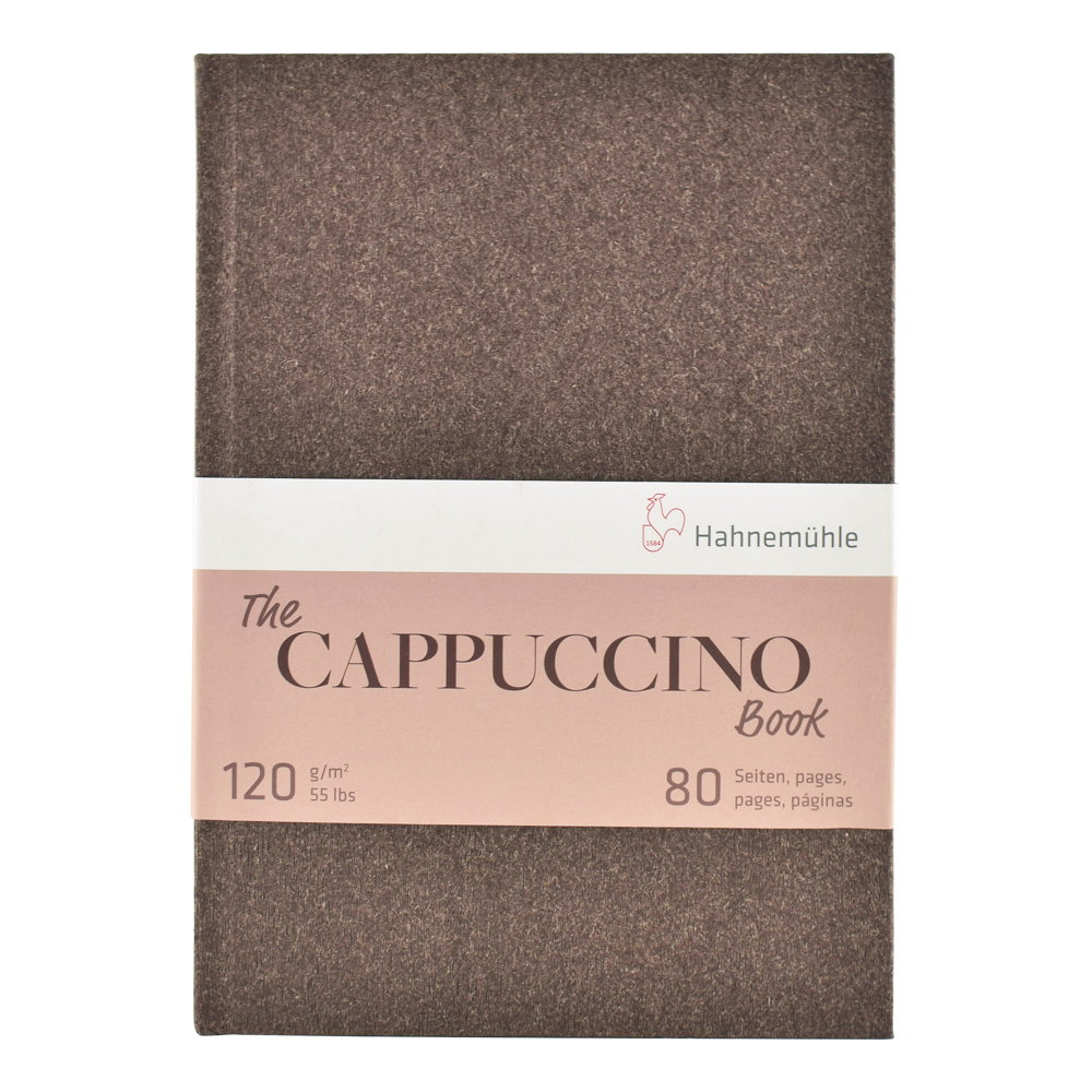 Hahnemuhle Cappuccino Sketch Book A5
