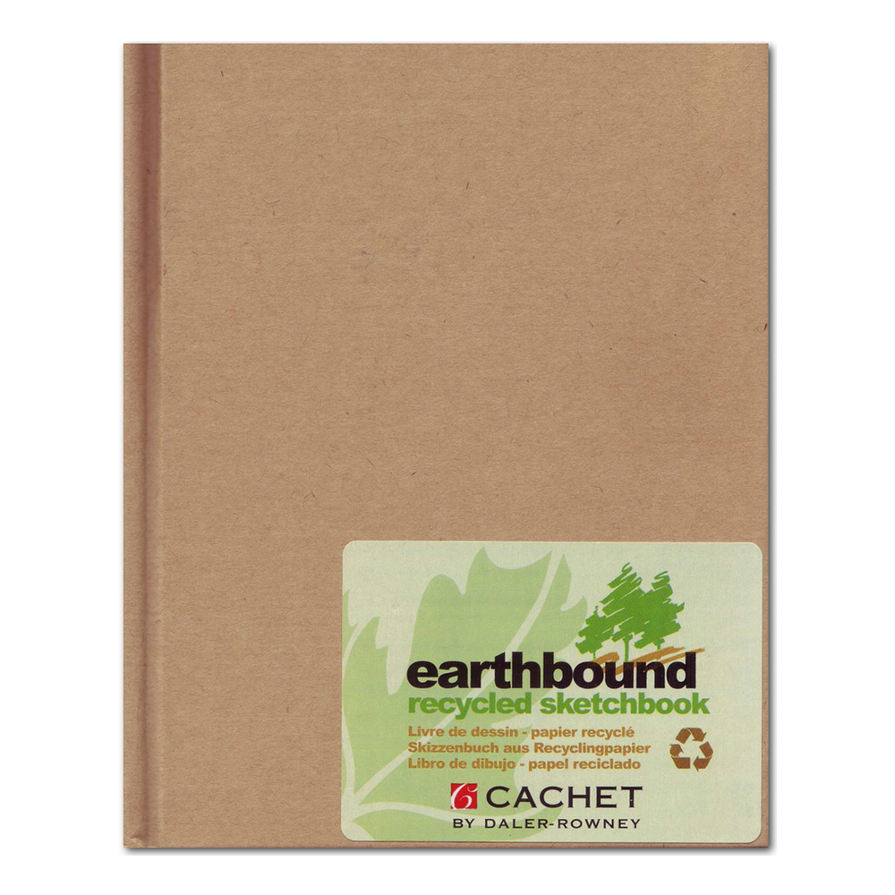 Cachet Earthbound Sketch Books