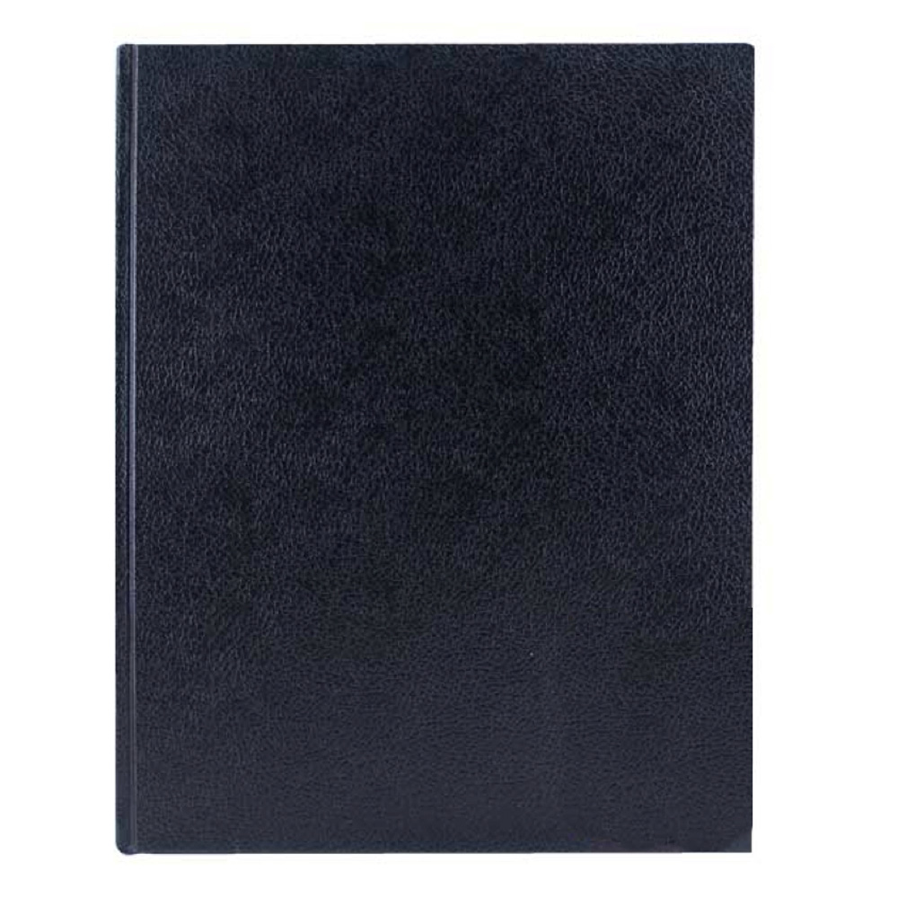 Black Hardbound Sketch Book 8.5X11