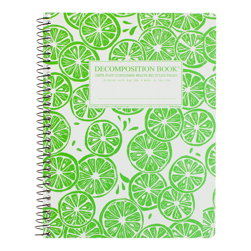 Decomposition Wire Book: Limes