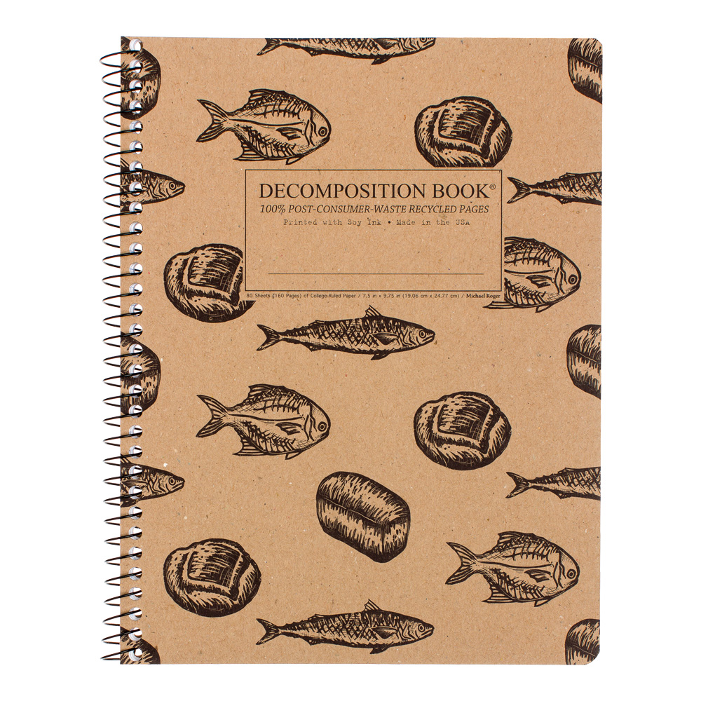 Decomposition Wire Book: Loaves & Fishes