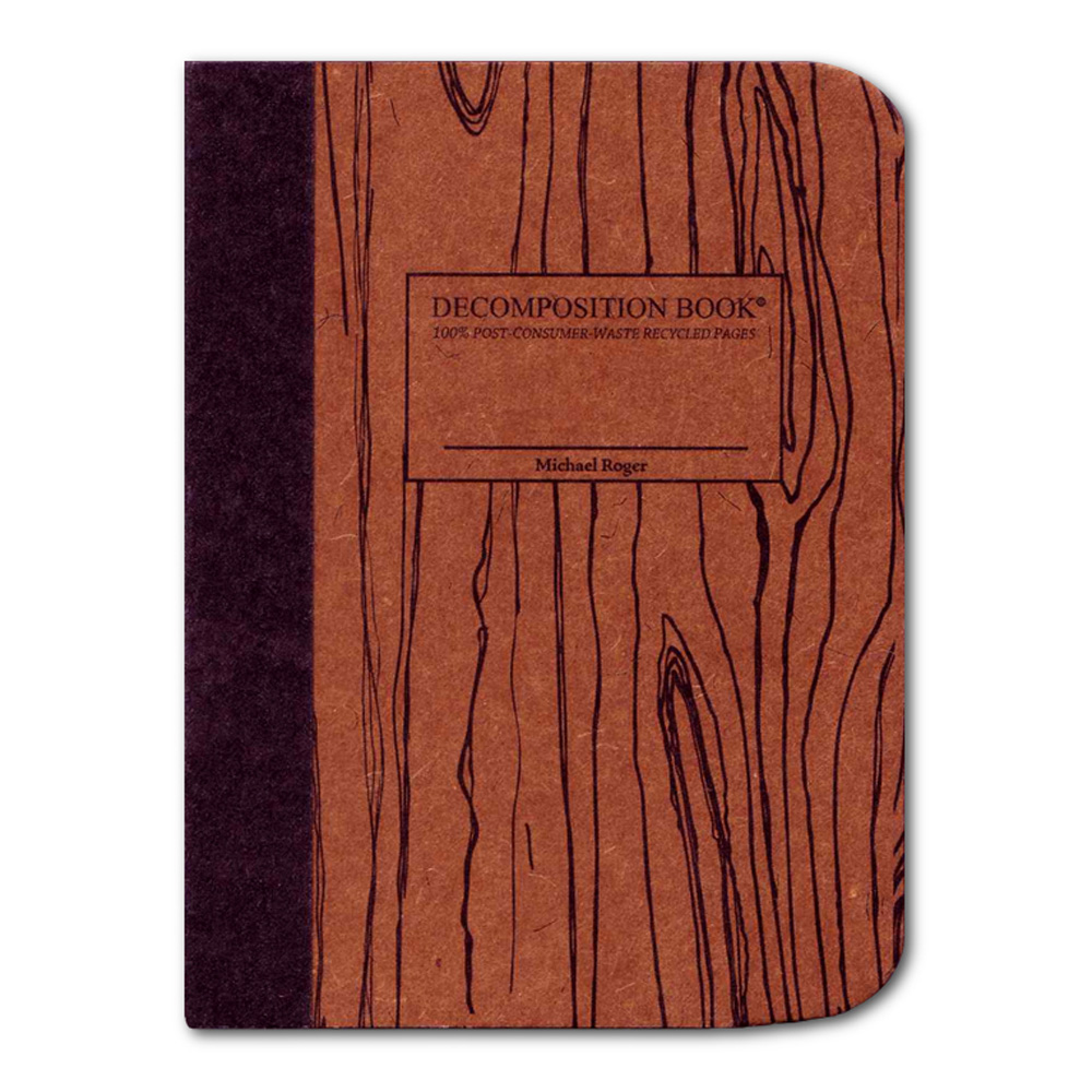 Mini Decomposition Book: Woodchip 3X4