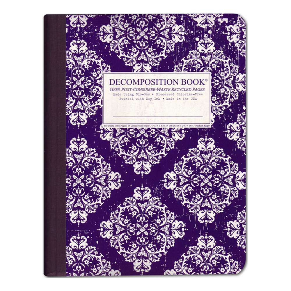 Pocket Decomposition Book: Victoria Purple