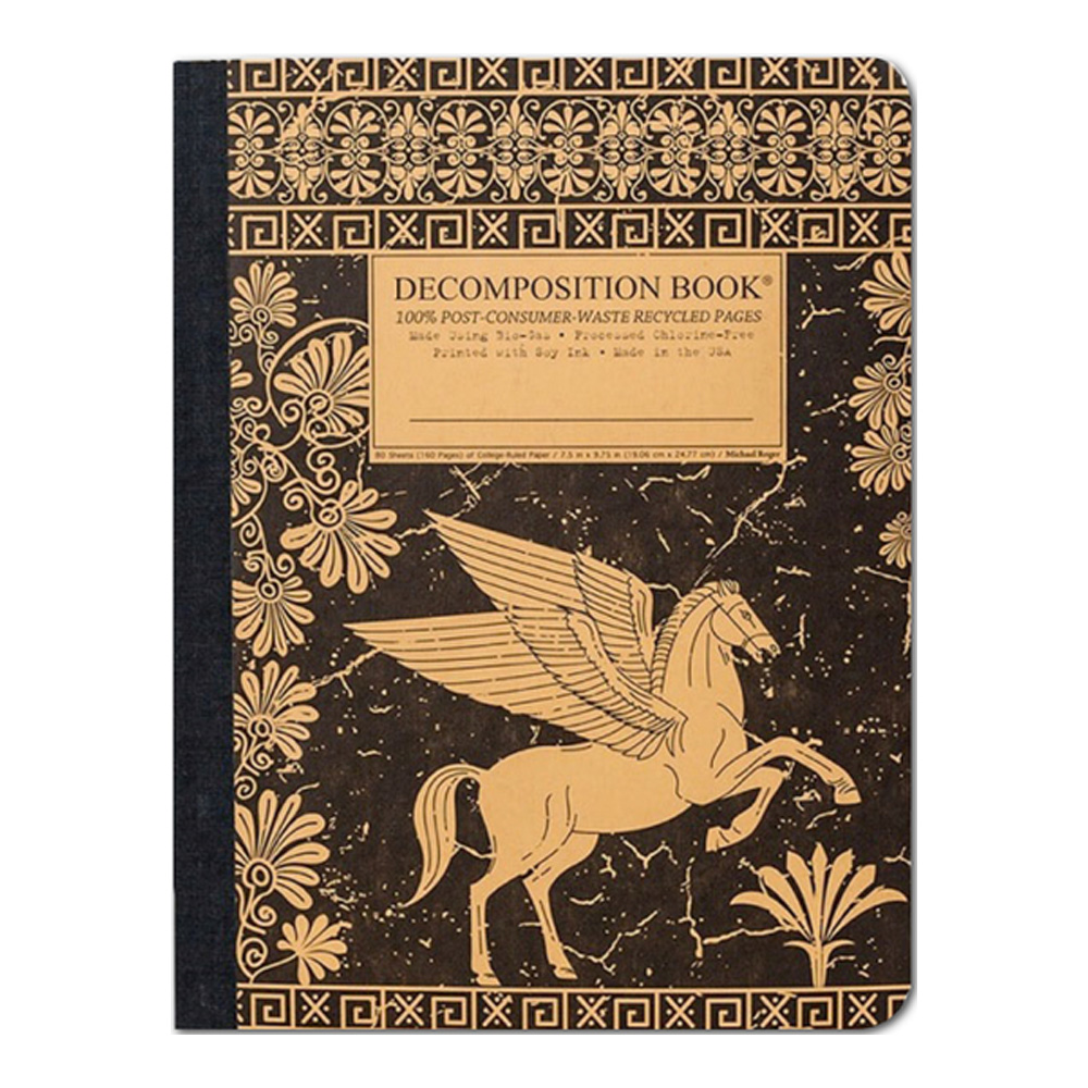 Pocket Decomposition Book: Pegasus