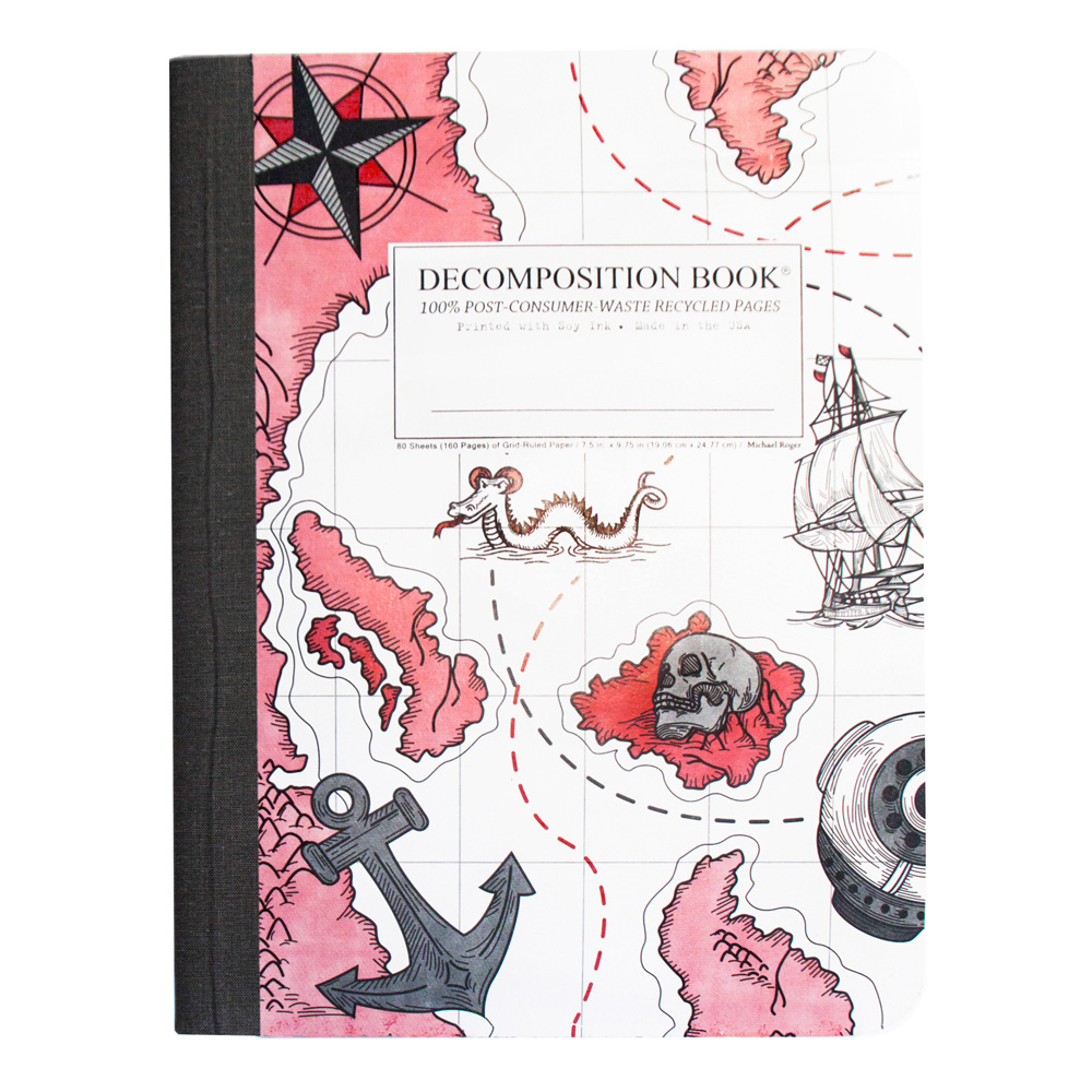 Decomposition Book: Treasure Coast