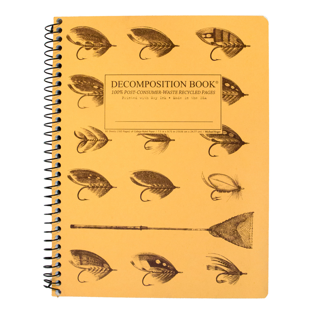 Decomposition Wire Book: Catching Flies
